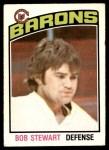 1976 O-Pee-Chee NHL #291  Bob Stewart  Front Thumbnail