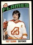 1976 O-Pee-Chee NHL #289  Pat Quinn  Front Thumbnail