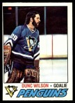 1977 O-Pee-Chee #224  Dunc Wilson  Front Thumbnail