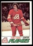 1977 O-Pee-Chee #127  Tom Lysiak  Front Thumbnail