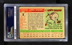 1955 Topps #2  Ted Williams  Back Thumbnail
