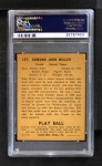 1940 Play Ball #137  Bing Miller  Back Thumbnail