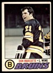 1977 O-Pee-Chee #165  Don Marcotte  Front Thumbnail