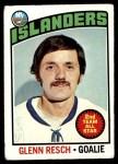 1976 Topps #250  Glenn Resch  Front Thumbnail