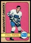 1972 O-Pee-Chee #67  Paul Popiel  Front Thumbnail