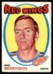 1971 O-Pee-Chee #91  Red Berenson  Front Thumbnail