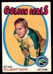 1971 O-Pee-Chee #183  Stan Gilbertson  Front Thumbnail