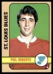 1972 Topps #52  Phil Roberto  Front Thumbnail