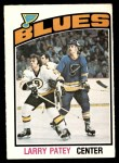 1976 O-Pee-Chee NHL #320  Larry Patey  Front Thumbnail