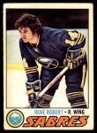 1977 O-Pee-Chee #222  Rene Robert  Front Thumbnail