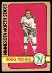 1972 O-Pee-Chee #75  Doug Mohns  Front Thumbnail
