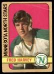 1972 O-Pee-Chee #246  Fred Harvey  Front Thumbnail