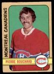 1972 O-Pee-Chee #165  Pierre Bouchard  Front Thumbnail