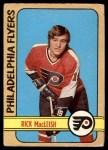 1972 O-Pee-Chee #105  Rick MacLeish  Front Thumbnail