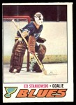 1977 O-Pee-Chee #54  Ed Staniowski  Front Thumbnail