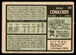 1971 O-Pee-Chee #138  Brian Conacher  Back Thumbnail