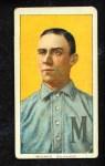 1909 T206  Dan McGann  Front Thumbnail