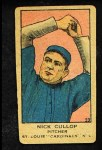 1919 W514 #59  Nick Cullop  Front Thumbnail