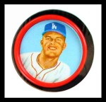 1963 Salada Metal Coins #1  Don Drysdale  Front Thumbnail