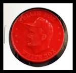 1959 Armour Coins #9 RED Nelson 'Nellie' Fox  Front Thumbnail