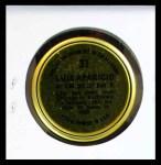 1964 Topps Coins #31   Luis Aparicio   Back Thumbnail