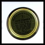 1964 Topps Coins #1   Don Zimmer   Back Thumbnail