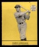 1941 Goudey #15 YEL Dario Lodigiani  Front Thumbnail