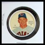 1962 Salada Coins #74  Bubba Phillips  Front Thumbnail