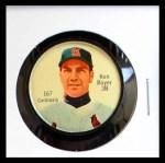 1962 Salada Coins #167  Ken Boyer  Front Thumbnail