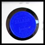 1962 Salada Coins #28  Rocky Colavito  Back Thumbnail