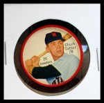 1962 Salada Coins #20  Chuck Cottier  Front Thumbnail