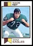 1973 Topps #86  Wade Key  Front Thumbnail