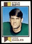 1973 Topps #33  Steve Smith  Front Thumbnail