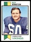 1973 Topps #46  Roy Winston  Front Thumbnail