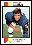 1973 Topps #63  Steve DeLong  Front Thumbnail