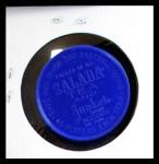 1962 Salada Coins #186  Don Taussig  Back Thumbnail