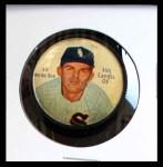 1962 Salada Coins #49  Jim Landis  Front Thumbnail