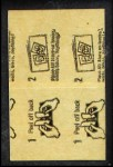 1963 Topps Peel-Offs #27  Willie Mays  Back Thumbnail