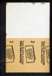 1963 Topps Peel-Offs #5  Ernie Banks  Back Thumbnail