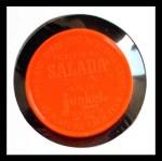 1962 Salada Coins #52 BAL Johnny Temple    Back Thumbnail