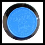 1962 Salada Coins #77  Ralph Terry  Back Thumbnail
