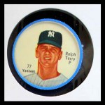 1962 Salada Coins #77  Ralph Terry  Front Thumbnail