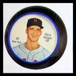 1962 Salada Coins #38 xO Gary Geiger    Front Thumbnail