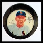1962 Salada Coins #173 STL Joe Cunningham    Front Thumbnail