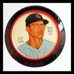 1962 Salada Coins #218  Bob Will  Front Thumbnail