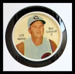 1962 Salada Coins #179  Bob Schmidt  Front Thumbnail