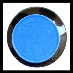 1962 Salada Coins #59  Bill Skowron  Back Thumbnail