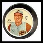 1962 Salada Coins #126  Joey Jay  Front Thumbnail