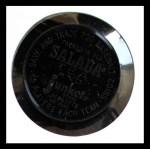 1962 Salada Coins #176 NY Bobby Gene Smith  Back Thumbnail