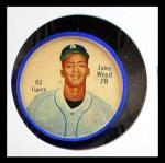 1962 Salada Coins #83  Jake Wood  Front Thumbnail